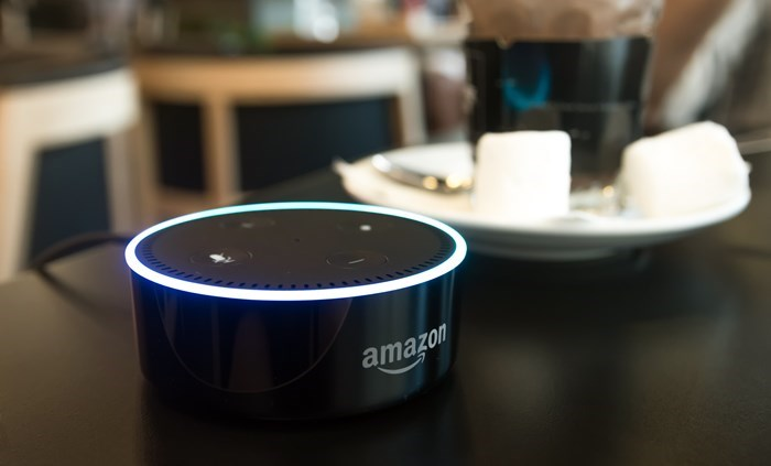 Voice-controlled solutions with Alexa API